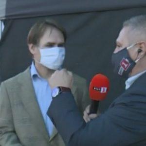 Акция за неносене на маски в Русе