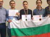 Виктор Кожухаров грабна сребърен медал от международно състезание по информатика