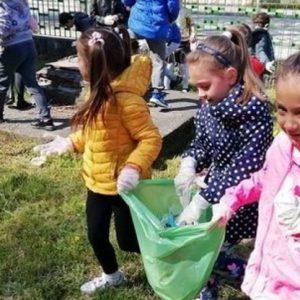 Детските градини в Русе отбелязаха Световния ден на Земята