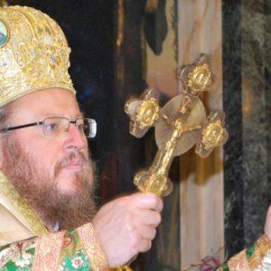 Днес Негово Високопреосвещенство Русенският митрополит Наум е рожденик