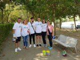 Започна почистването на Младежкия парк в Гюргево