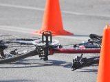 Камион и кола пометоха велосипедист на пътя Русе - Червена вода