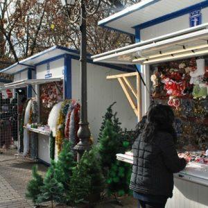 Коледният базар в Русе ще е с нов адрес и визия