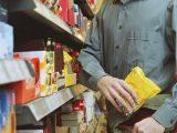 Кражба от магазин в квартал