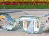 """Международен стрийт арт фестивал """"3D-Приказен свят в града"""" в Русе"""