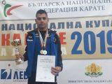 Митко Колев грабна два златни медала по карате