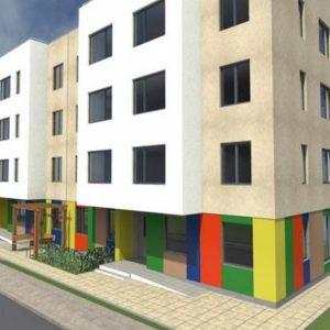 Настанените в новите социални жилища ще плащат по 20 лева на човек за месец