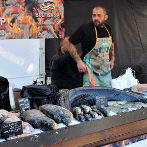 Национален рибен фестивал в Русе