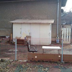 Незаконни катакомби в квартал