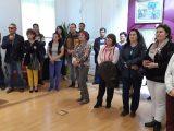 """Откриха изложбата """"Дипломация и изкуство"""" в Русе"""