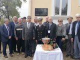 Откриха паметна плоча на капитан-лейтенант Александър Конкевич в Русе