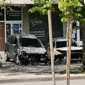Отхвърлен Ромео е подпалил автомобил в Русе