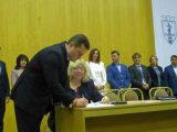 Пенчо Милков положи клетва като кмет на Община Русе