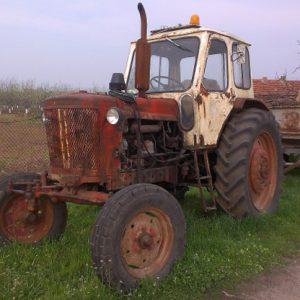 Пиян тракторист