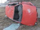 Пияна шофьорка катастрофира в Русе