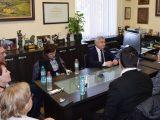 Проф.Христо Белоев се срещна с представители на Европейската комисия