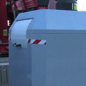 Първи проблеми с новите контейнери в Русе