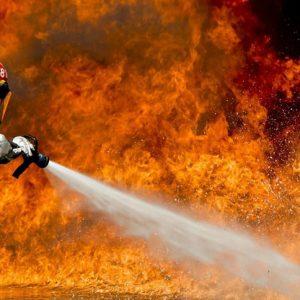 Русе с оранжев код за пожароопасност утре