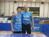 Русенец стана вицешампион по тенис на маса