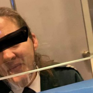 Русенка: Неуважаема Галина Нацкова, вие сте срам за пагона и петните името на всички гранични полицаи!