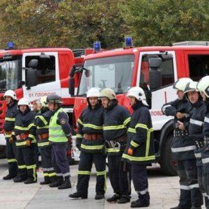 Русенските пожарникари са се отзовали на повече от 1500 сигнала през изминалата година
