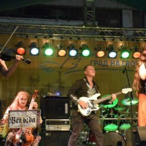 Седем български банди дадоха старт на Грийн рок фест 2020