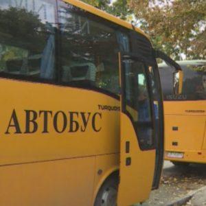 Спазват ли се мерките срещу COVID-19 в училищните автобуси?