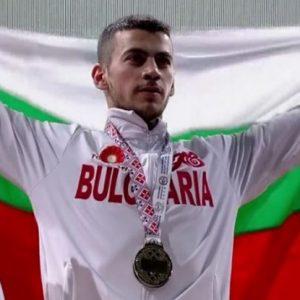 Стилян Гроздев стана европейски шампион