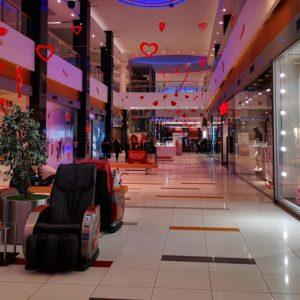 Хванаха младеж да краде якета в Мол Русе