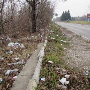 Шофьори се оплакаха от лоши хигиенни условия край