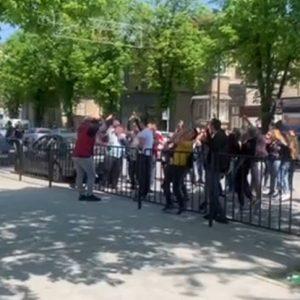 Абитуриентите вече празнуват в Русе