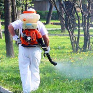 Започна пръскането срещу комари и кърлежи