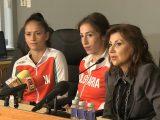"""Илиана Раева: """"Златните момичета"""" ще играят за щастието на хората в Русе"""
