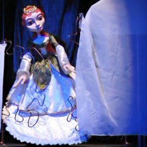 Куклен театър - Русе кани децата на онлайн представление