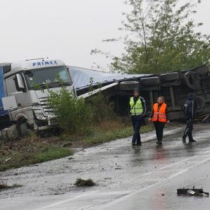 Осъдиха шофьор на три години затвор за убийство на двама русенци