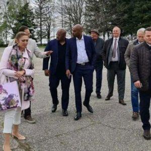 Представители на румънско-американски инвестиционен фонд са на посещение в Русе