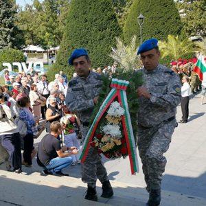 Русе отбеляза 112 години от Независимостта на България