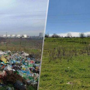 Така изглеждат някои от доскорошните сметища около Русе