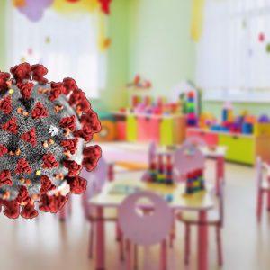 Учителка в детска градина е заразена с COVID-19 в Русе